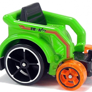 ماکت فلزی متل سری هات ویلز مدل Wheelie Chair