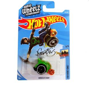 ماکت بازی هات ویلز مدل Wheel Chair