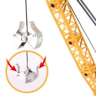 ماکت فلزی بالابر کا دی وی KDW مدل Cable Exavator Diecast 1/87