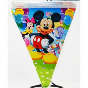 تم تولد دیزنی پکیج ۱۰۸ عددی میکی موس Mickey Mouse محصول شرکت Party Land Junior وارداتی