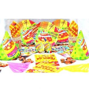 تم تولد دیزنی پکیج ۱۰۸ عددی اسپیشال Spicial محصول شرکت Party Land Junior وارداتی