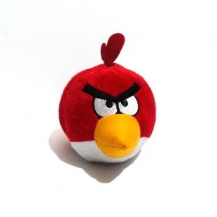 عروسک پولیشی شخصیتی انگری بردز Angry Birds سایز کوچک