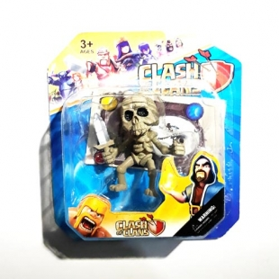 اکشن فیگور کلش اف کلنز طرح Skeleton Warrior