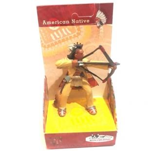 اکشن فیگور بالی لند مدل جنگجوی سرخپوست Indian With Bow