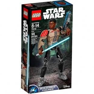 لگو Lego سری استاروارز مدل finn 75116