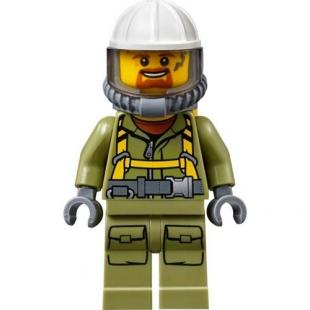 لگو Lego سری City مدل Volcano Jackhammer 30350