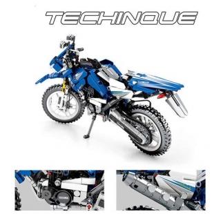 لگو موتور Yamaha برند Technique