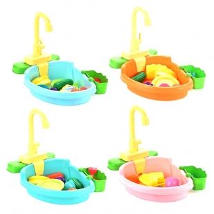 سینک ظرفشویی اسباب بازی سبزیجات مدل 6061