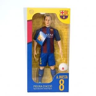 اکشن فیگور بارسلونا FCBARCELONA مدل INIESTA