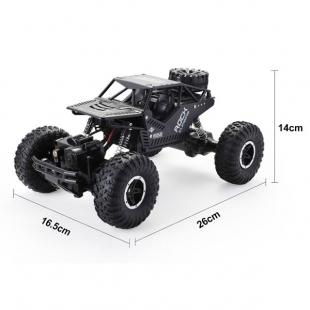 ماشین کنترلی شارژی آفرود مدل Rover Climbing Rock LH-C008