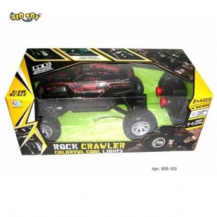 ماشین کنترلی شارژی مدل 102-955 Rock Crawler USB
