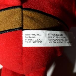 عروسک فیشرپرایس مدل قهرمان ورزشکار