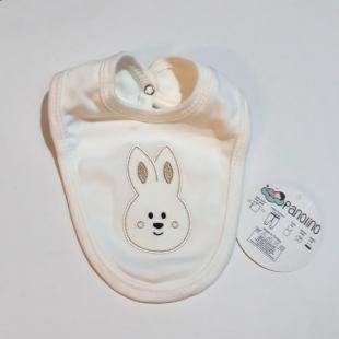 ست ۵ تکه نوزادی Panolino مدل خرگوشی سفید ترک