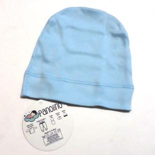 ست ۵ تکه بیمارستانی نوزاد برند Panolino مدل پرنسسی آبی
