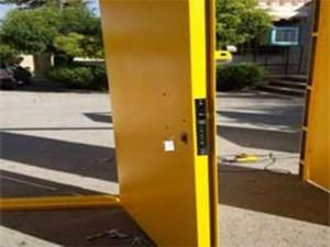 درب ضد حریق و ضد سرقت پستهای برق