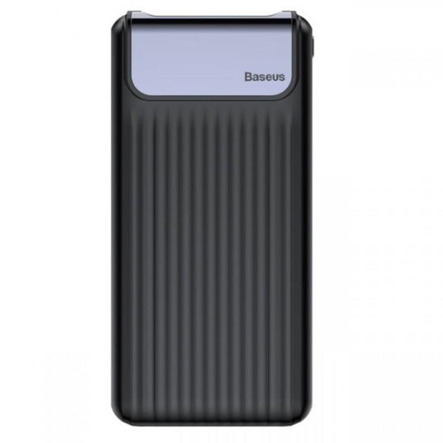 پاور بانک بیسوس Baseus Thinnest Digital Dual Output Power Bank 10000mAh