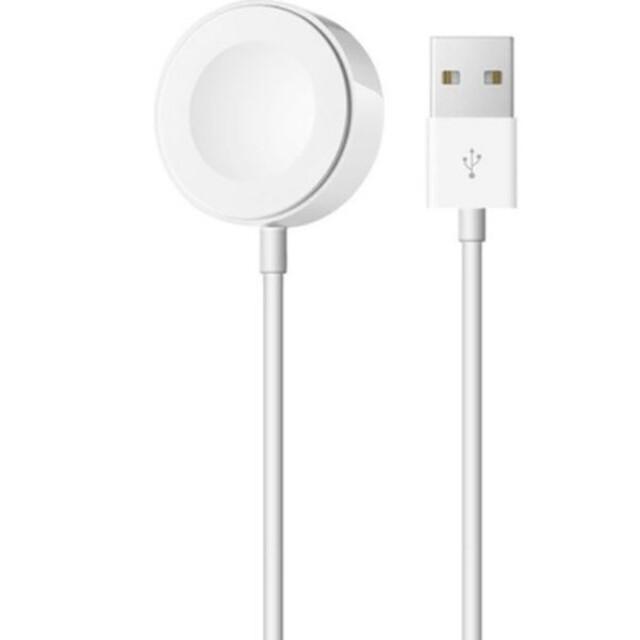 کابل اصلی شارژ مغناطیسی اپل واچ 100 درصد اصلی Apple Watch Magnetic Charger to USB Cable 1m