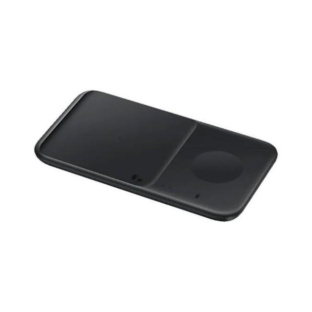 شارژر وایرلس سامسونگ Samsung Wireless Charger Duo 9W EP-P4300TBEGGB توان 9 وات