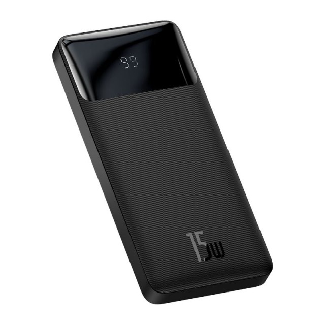پاوربانک 20000 بیسوس Baseus Bipow Digital Display PPBD20 PPDML-J01 توان 15 وات