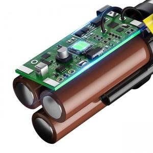 جارو شارژی بیسوس Baseus A2 Car Vacuum Cleaner