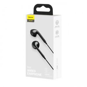 هندزفری سیمی بیسوس Baseus H16 Encok 3.5mm Wired Earphone NGH16-01
