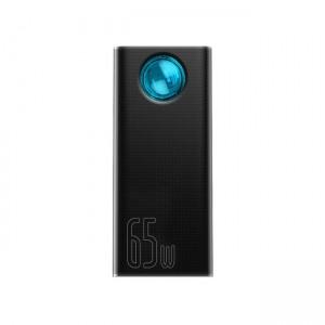 پاوربانک 30000 فست شارژ بیسوس Baseus Amblight QC3 PD3 Power Bank PPLG-A01 65W توان 65 وات