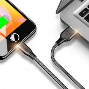 کابل تبدیل USB به لایتنینگ مک دودو مدل CA-5153 طول 0.2 متر