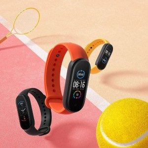 دستبند سلامتی هوشمند شیائومی Xiaomi Mi Band 5 Smart Band نسخه گلوبال
