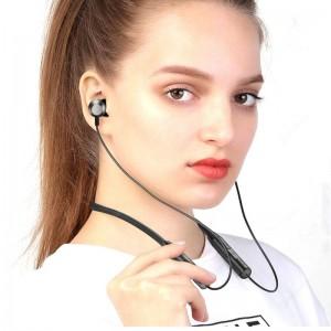 هندزفری بلوتوث جویروم Joyroom JR-D7 Neck-Band Wireless Bluetooth Headphone طراحی مگنتی و ضد آب