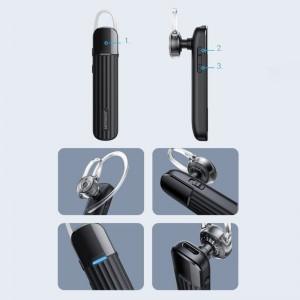 هدست بلوتوث تک گوش جویروم Joyroom JR-B01 Single Side Bluetooth Headset