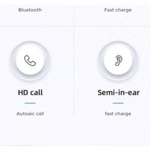 هندزفری بلوتوث و شارژر فندکی جویروم Joyroom JR-CP2 Car Charger Wireless Earphone 2x USB توان 28 وات