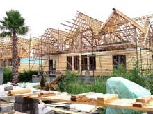 تیپ 3 ویلاهای چوبی شهرک آمیتس ( کلاچای گیلان )