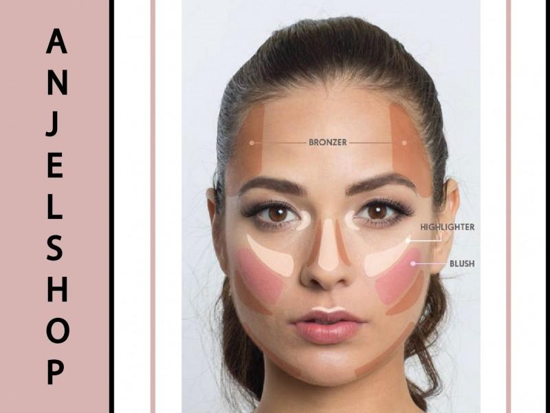 آموزش آرایش صورت قسمت اول