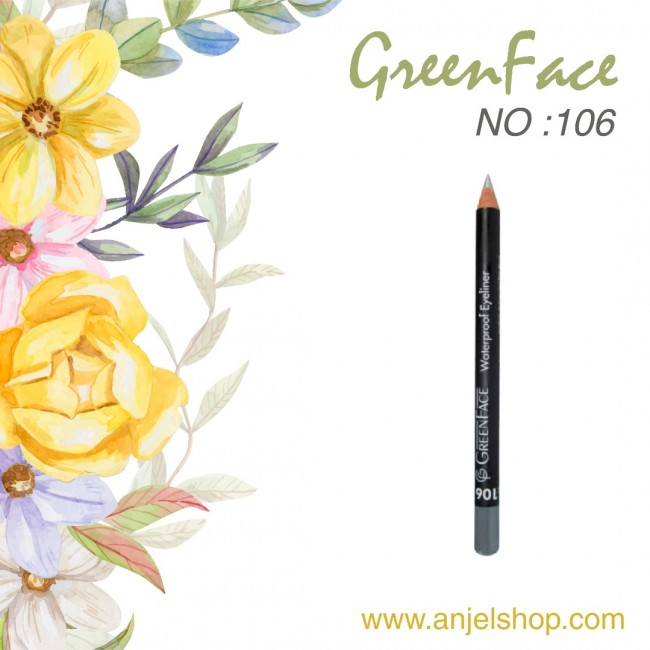 مداد چشم گرین فیس کد 106