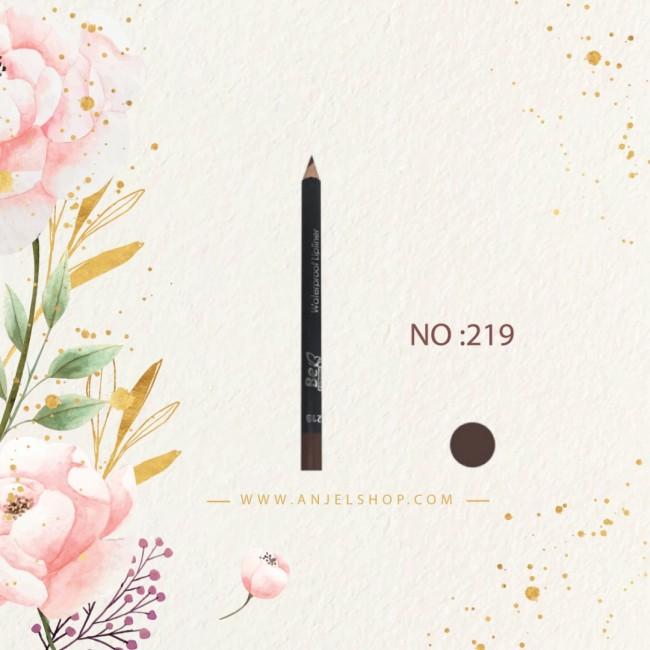 مداد لب بی اکسلنت (کد 219 )