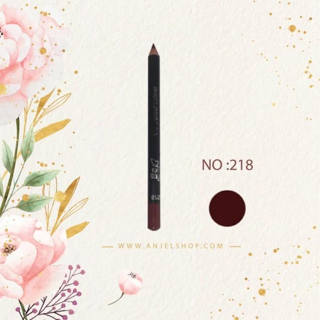 مداد لب بی اکسلنت (کد 218)