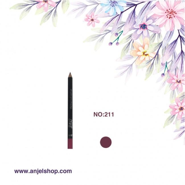 مداد لب بی اکسلنت کد (211)