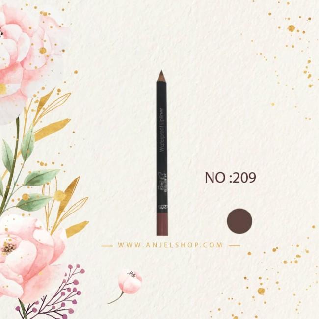 مداد لب بی اکسلنت کد (209)