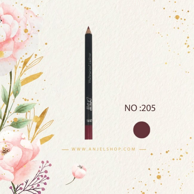 مداد لب بی اکسلنت کد (205)