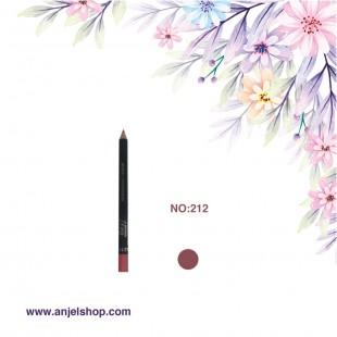 مداد لب بی اکسلنت کد (212)