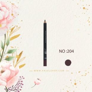 مداد لب بی اکسلنت کد (204)