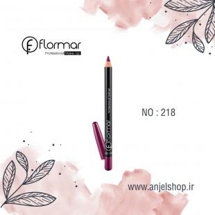مداد لب فلورمار کد 218