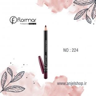 مداد لب فلورمار کد 224