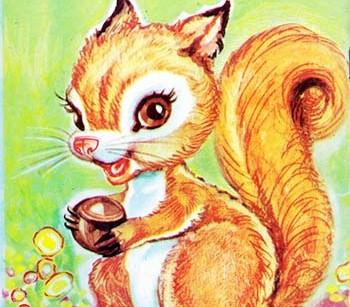 کتاب سوزی سنجاب کوچولو