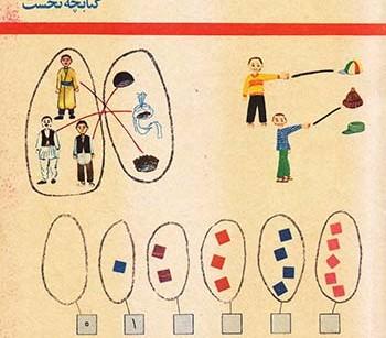 کتاب درسی ریاضی