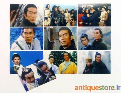 عکس های خاطره انگیز سریال جنگجویان کوهستان ( سری 2 )
