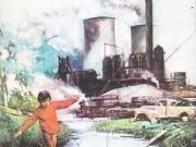 کتاب زمین آلوده