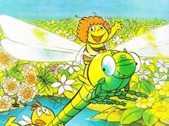 کتاب زنبور مایا ، یک سفر خطرناک