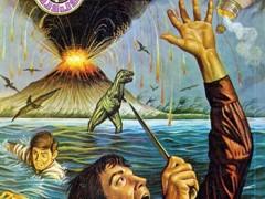 کتاب جزیره اسرار آمیز