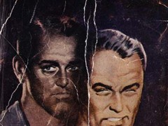 کتاب مردیکه دو چهره داشت